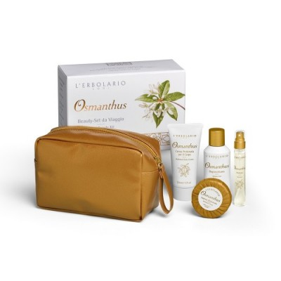 Osmanthus - Travel beauty Kit - Limited edition