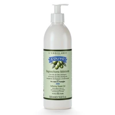 Olive Shower Gel - 500 ml -L'Olivo
