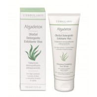 Algadetox Cleansing Exfoliating Face Oil-Gel