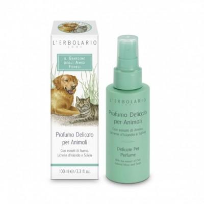 Верни Приятели – Деликатен парфюм за животни