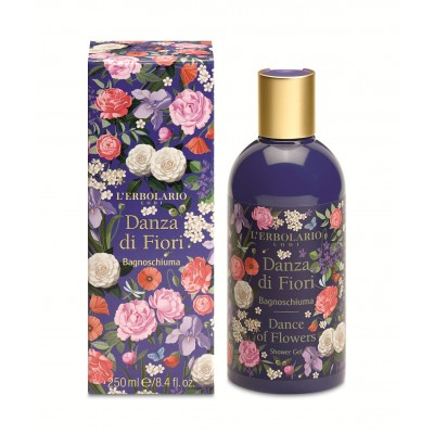 Танцът на цветята - Пяна за вана и душ