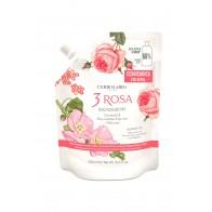 3 Рози - Пяна за вана и душ - пълнител