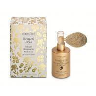Златен букет - Ароматна озаряваща пудра за коса и тяло 10мл
