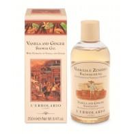 Ванилия & Джинджифил – Пяна за вана и душ