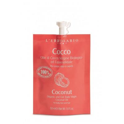 Кокос - Олио за тяло, лице и коса