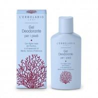 Освежаващ гел дезодорант за крака