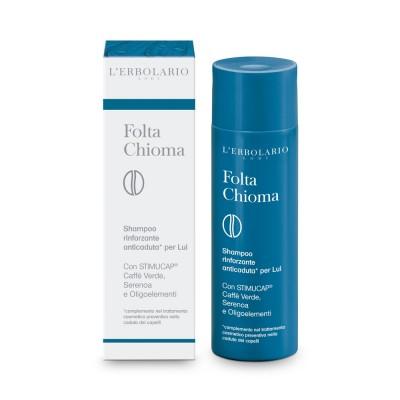 Фолта Киома - Укрепващ шампоан против косопад за Него