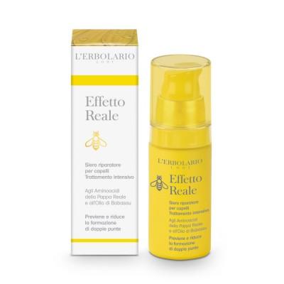 Реален ефект - Възстановяващ серум за интензивна терапия за суха и изтощена коса