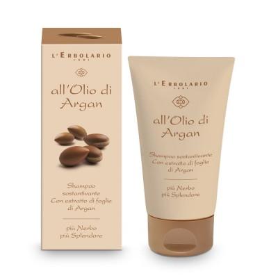 Арганово олио – Шампоан за изтощена коса