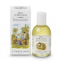 Олио от Макасар - Подхранване, обем и блясък за косата