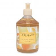 Течен сапун с аромат на цитрусови плодове