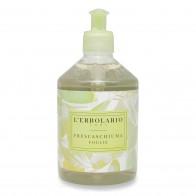 Течен сапун с аромат на зелени листа